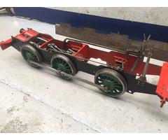 "SOLD 5"" inch gauge LBSC Pansy GWR 57xx Pannier Live Steam locomotive engine part built"