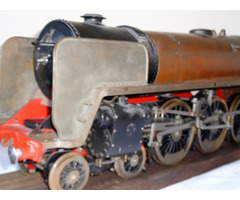 Part Built 3.5 inch gauge live-steam Britannia