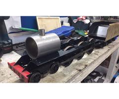 2 1/2 gauge 5xp part built