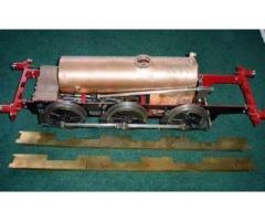 Boxhill boiler wanted