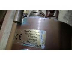 New unused Cheddar models Heilen Lassie pacific boiler for 3.5