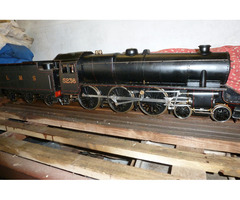 Black Five 460 tender loco
