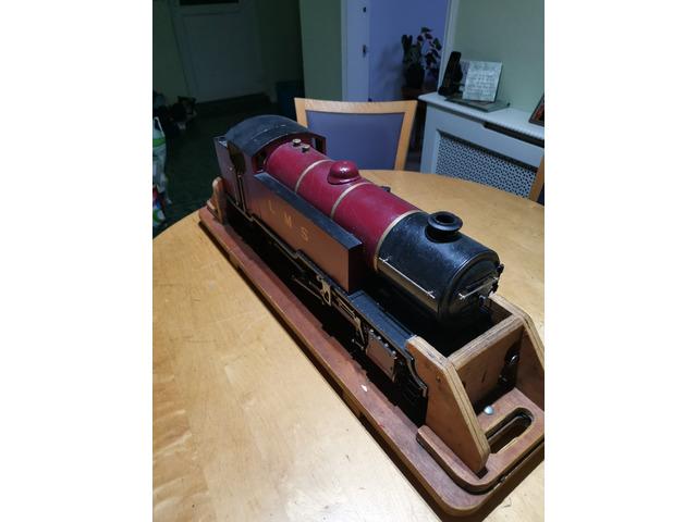 Bassett Lowke tank locomotive