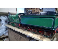 "SOLD 5"" gauge Stirling Single (Sturrock) GNR new build"