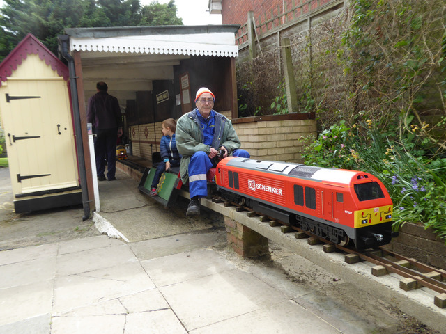 Northolt Model Railway Club Open Day