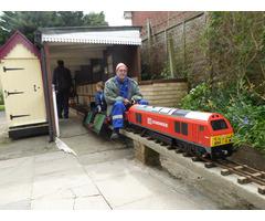 Northolt Model Railway Club Open Day