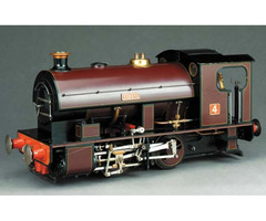 Wanted Ann of Holland Bagnall 0-4-0