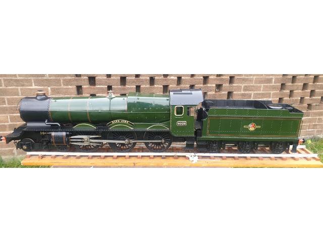 5 inch Gauge GWR King