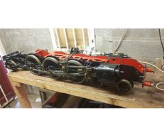 "5"" Britannia chassis"